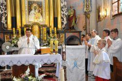 Czytaj więcej: Uroczystości odpustowe ku czci Matki Bożej Szkaplerznej