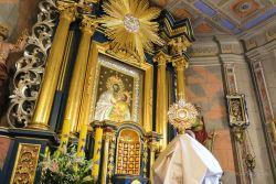 Czytaj więcej: Uroczystość odpustowa ku czci Matki Bożej...