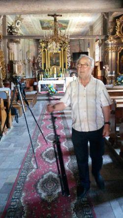 Czytaj więcej: Adam Bujak w naszym kościele
